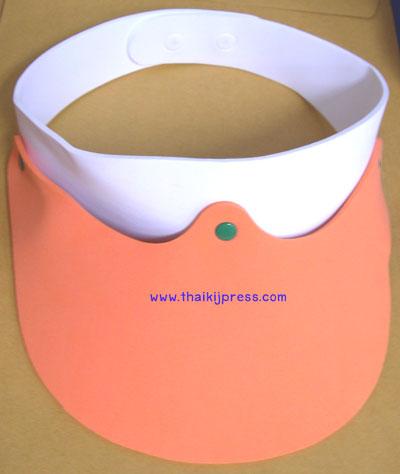 หมวกโฟมยาง EVA 9