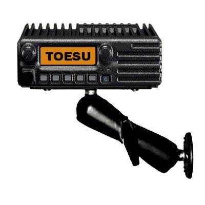 ขายึดวิทยุสื่อสารโมบายล์ ปรับมุมได้ 360 องศา 3 จุดสวิงรอบตัว