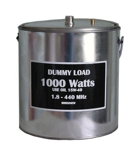 DUMMY LOAD 1,000-4,000Watts 1.8-440MHz