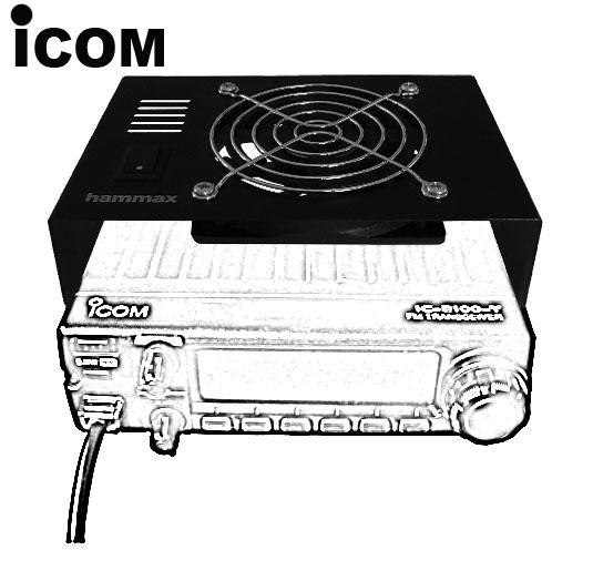 Turbo Cooler ช่วยให้วิทยุสื่อสารเย็นนานๆๆๆ
