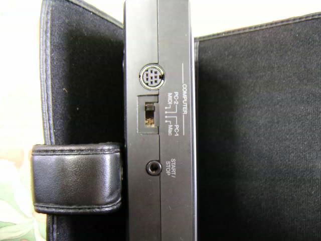 Roland PMA-5 ซาวด์SC-55mkIIในตัว ขนาดพอคเก็ตบุ๊ค พกพาสะดวกต่อคอมคาราโอเกะ/ซีเควนเพลง ปากกาแตะจอ 4