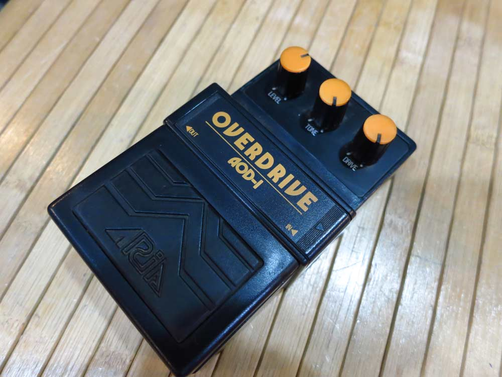 ARIA AOD-1 OverDrive (MADE IN JAPAN)