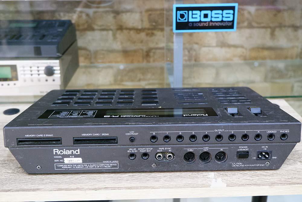Roland R-8 (MADE IN JAPAN) บอกซ์กลอง เซ็ตแยกไลน์กลอง 6 รู 2