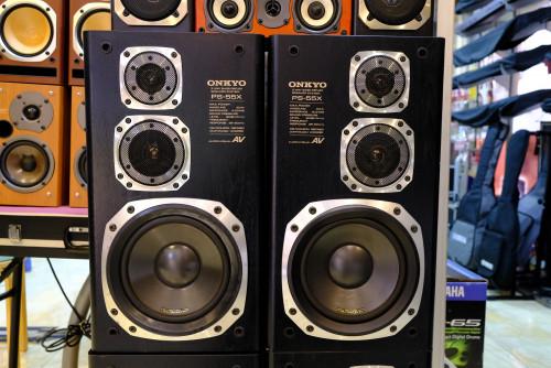 ลำโพง ONKYO PS-55X 60Watt 6Ohms (JAPAN) สำหรับสาวก องเคียว ชอบแนวเสียงใสๆ เสียงร้องเด่นๆ (8)