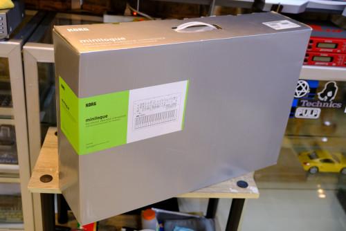 KORG Minilogue Polyphonic Analog Synthesizer ใหม่เอี่ยมกล่องครบ 2