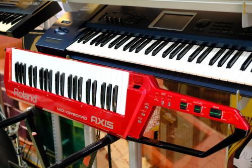 Roland AXIS Midi Keyboard เฉพาะBody