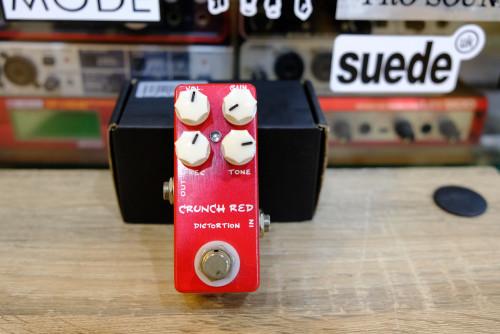 Mosky - Crunch Red Distortion สวย พร้อมกล่อง