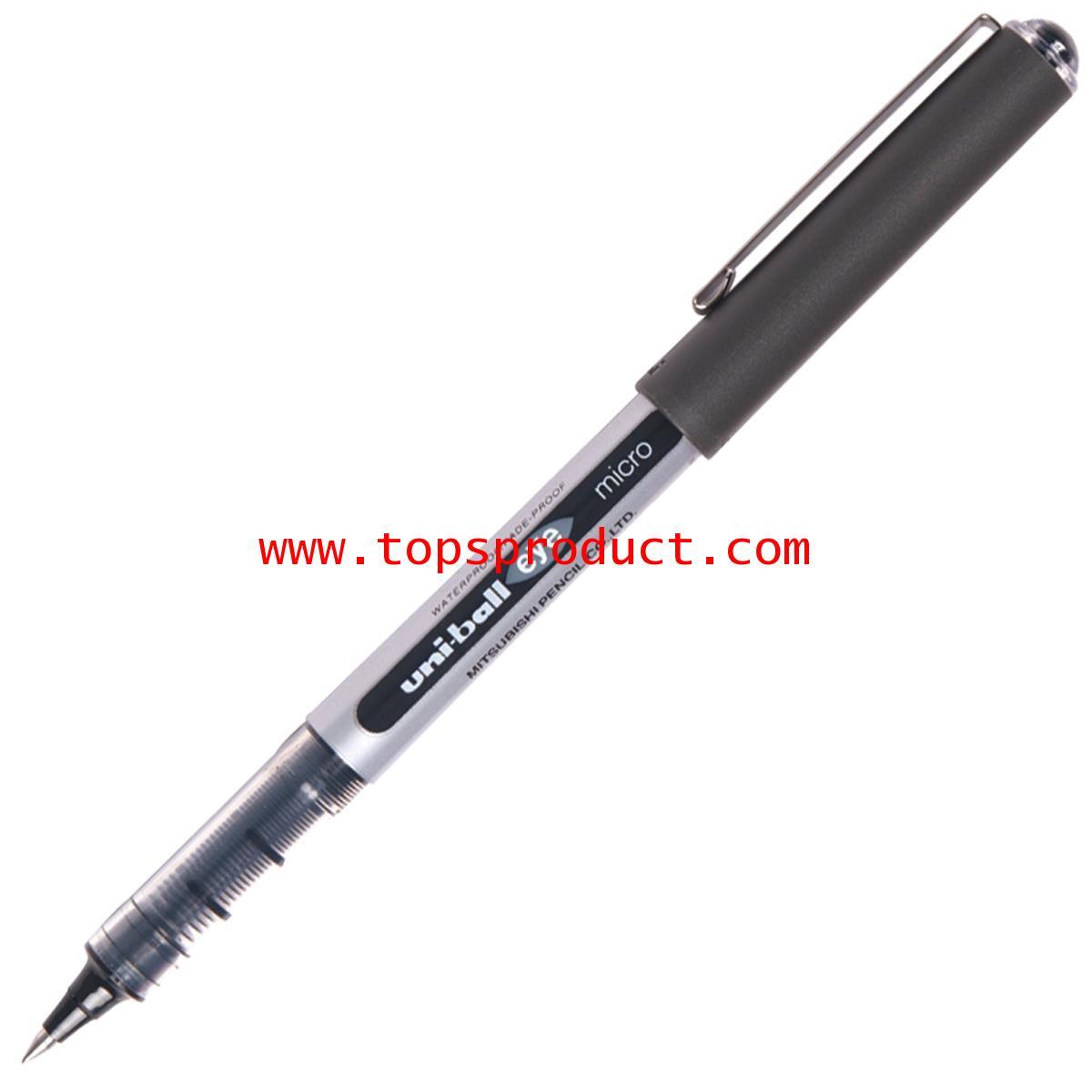 ปากกาโรลเลอร์บอล 0.5 มม.ดำ ยูนิ Eye Micro UB-150