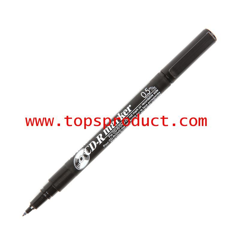 ปากกาเขียนแผ่นซีดี 0.5 มม.ดำ อาร์ทไลน์ EK-883