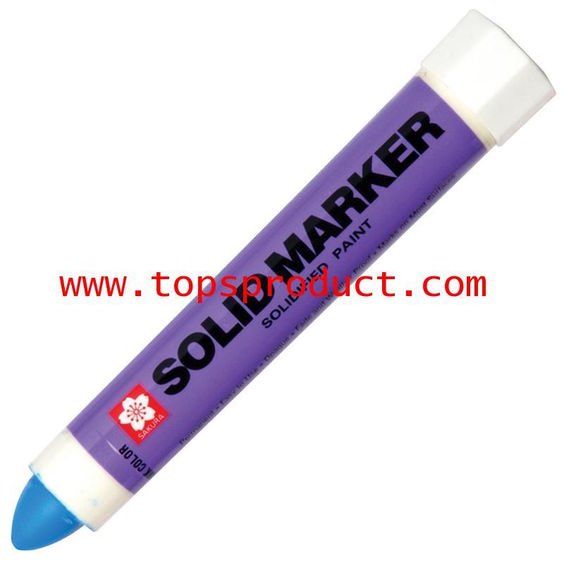 ปากกาโซลิคมาร์คเกอร์ น้ำเงิน ซากุระ XSC