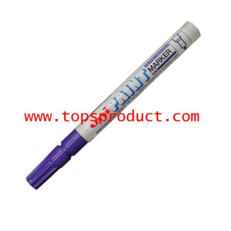 ปากกาเพ้นท์ 0.8-1.2 มม. ม่วง ยูนิ PX-21