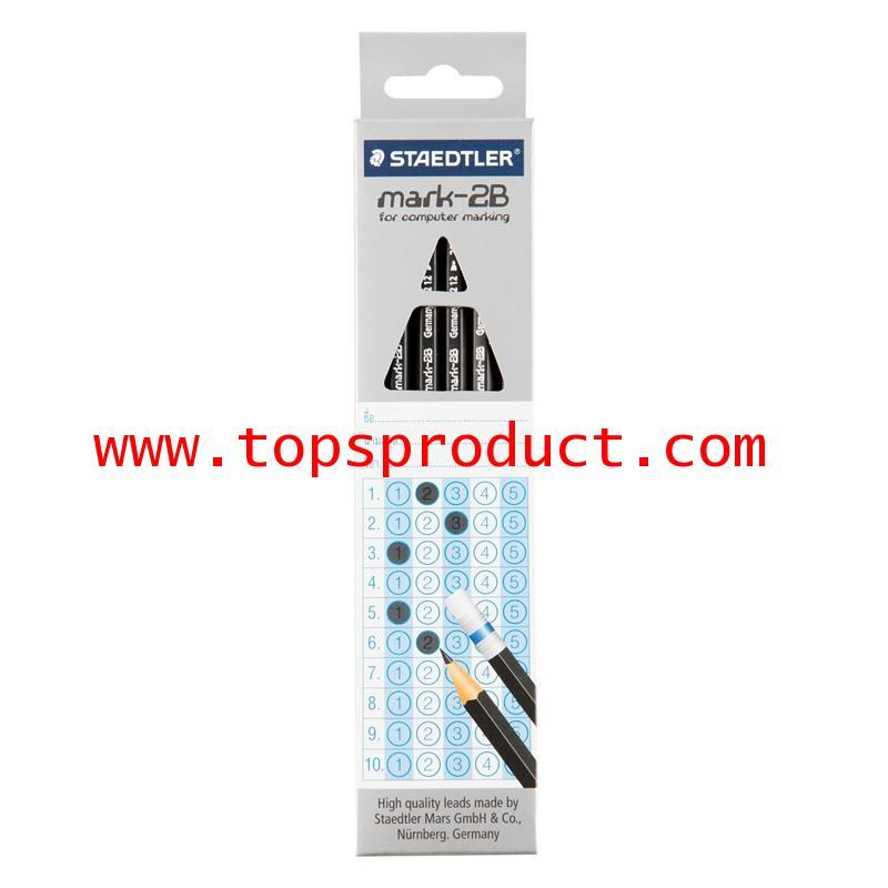 ดินสอ 2B (กล่อง12แท่ง) สเต็ดเล่อร์ Mark 13212