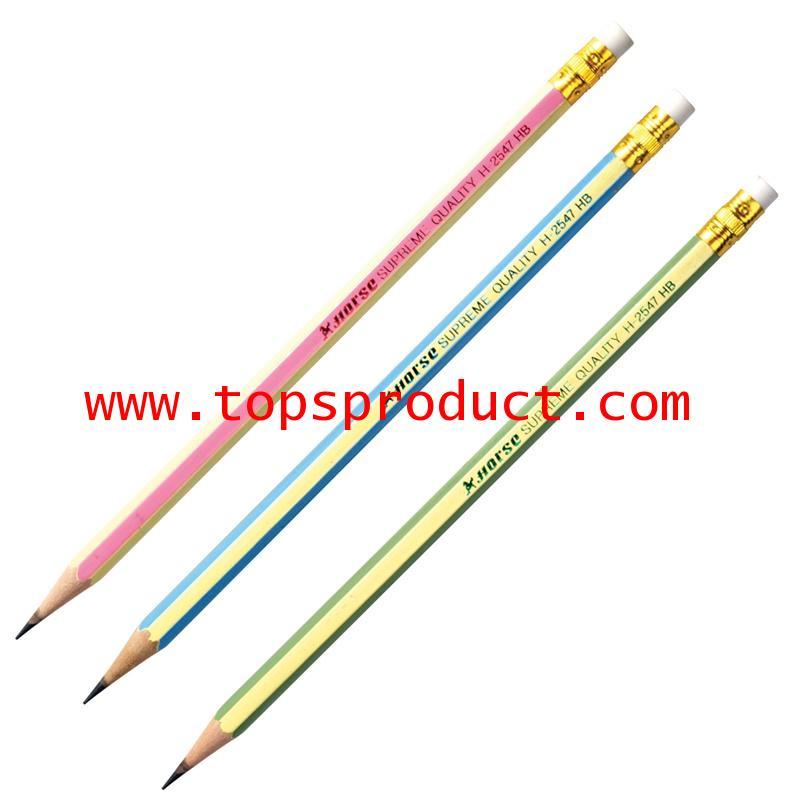 ดินสอ HB (กล่อง12แท่ง) ตราม้า H-2547