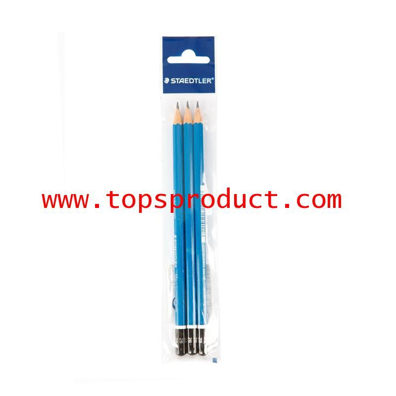ดินสอเขียนแบบ 2B (แพ็ค3แท่ง) สเต็ดเล่อร์ Lumograph