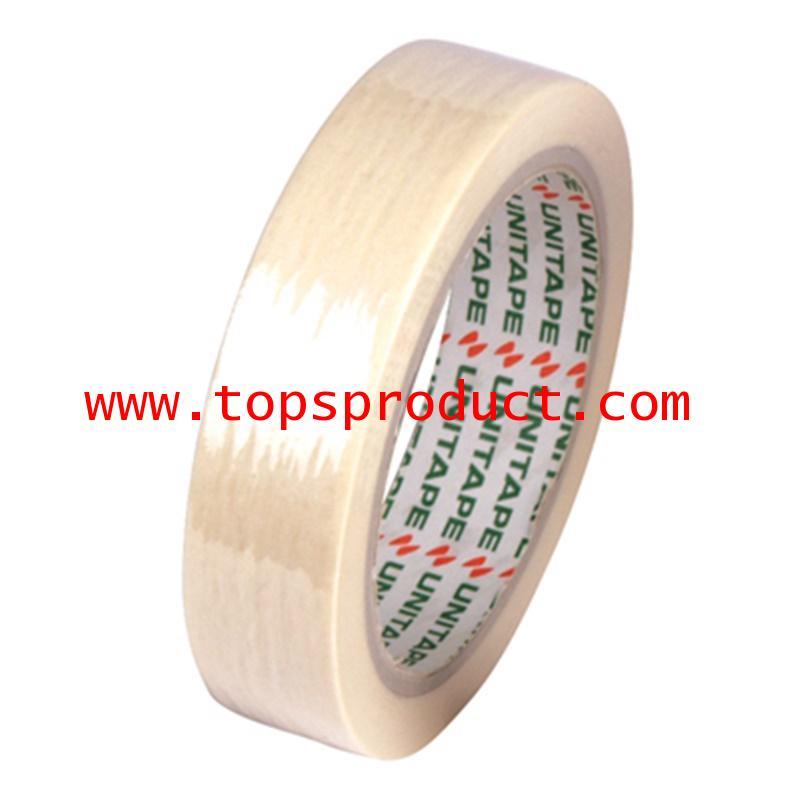 กระดาษกาวย่น แกน 3นิ้ว 1นิ้วx25 y. ยูนิเทป