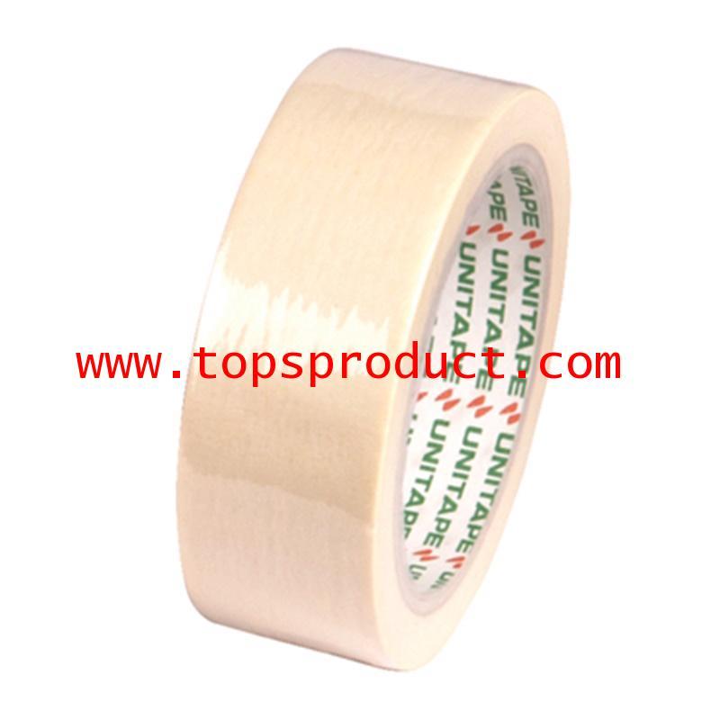 กระดาษกาวย่น แกน 3นิ้ว 1 1/2นิ้วx25 y. ยูนิเทป