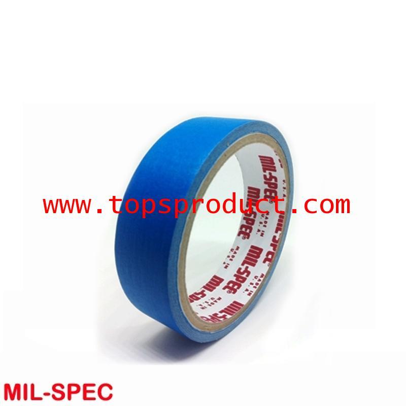 กระดาษกาวสีน้ำเงิน แกน 3 1x12y Mil-Spec