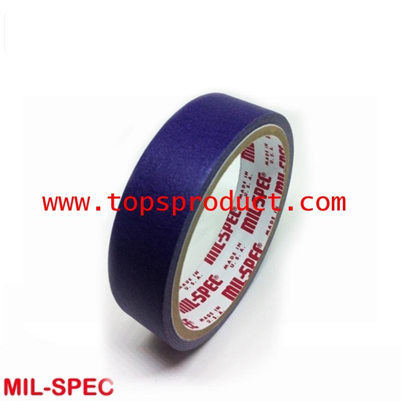กระดาษกาวสีม่วง แกน 3 1x12y Mil-Spec