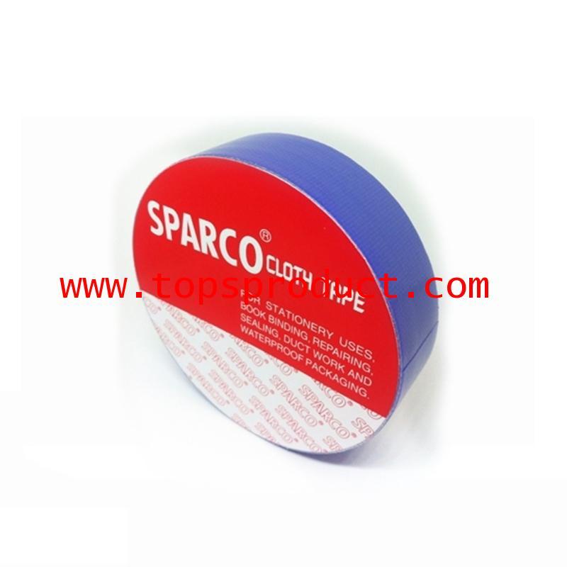 เทปผ้าสีม่วงอ่อน 1นิ้วx8หลา SPARCO