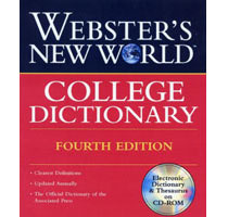 Webster\'s New World Dictionary, 4ED Update