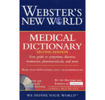 Webster\'s New World of Medical Dictionary, 2ED