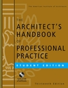 The Architect's Handbook of Professional Practice, 13th Edition