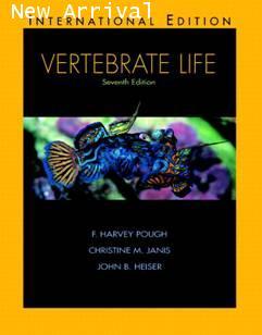 VERTEBRATE LIFE ,7E  ISBN 9780131278363
