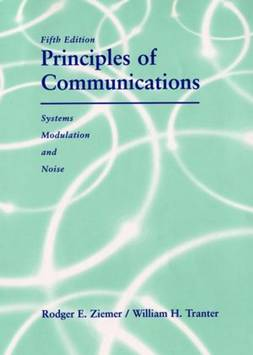 Principles of Communications, 5th Edition