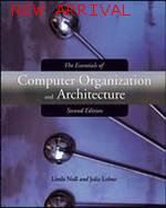 Essentials Of Computer Organization and Architcture/2ED