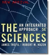 The Sciences: An Integrated Approach, 5th Edition  ISBN 9780471769927