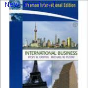 INTERNATIONAL BUSINESS: A MANAGERIAL PERSPECTIVE