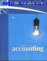 Accounting 7E