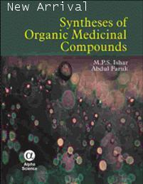 Syntheses of Organic Medicinal Compounds (HC)