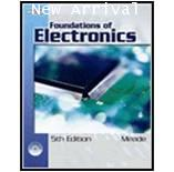 Foundations of Electronics 5th edtion ISBN 9781418005382
