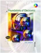 Foundations of Electronics 4th Edition ISBN9780766840270