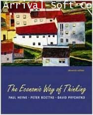 The Economic Way of Thinking 11ED