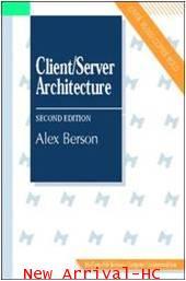Client Server Architecture ISBN9780070056640