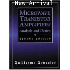 Microwave Transistor Amplifier Analysis and Design 2 E ISBN 9780132543354