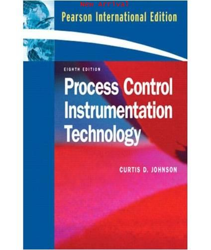 Process Control Instrumentation Technology 8E ISBN9780131976696