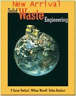 Solid Waste Engineering ISBN 9780534378141
