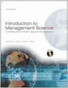 Introduction To Management Science 2E ISBN 9780071238106