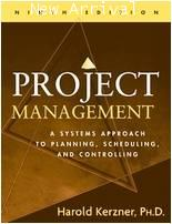 Project Management A Systems Approach to PSC ISBN9780471741879