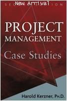 Project Management Case Studies 2E ISBN9780471751670