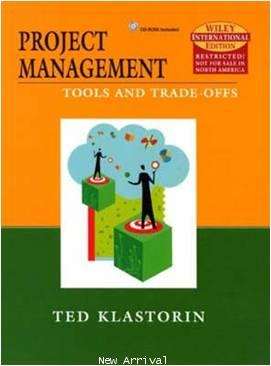 Project Management Tools and Trade Offs ISBN9780471451860