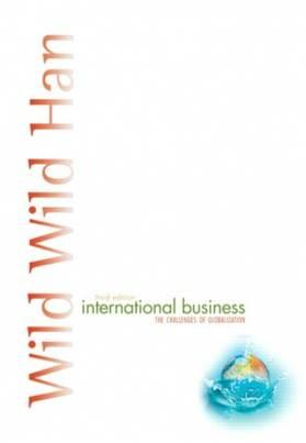 International Business 3E ISBN9780131276765
