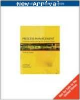 Process Management: Creating Value in the Supply Chain1E ISBN 9780324654721