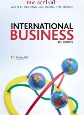 International Business 4E ISBN9780273701743