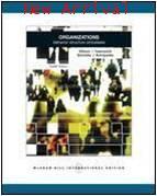 Organizations: Behavior Structure Processes 12e ISBN9780071255387