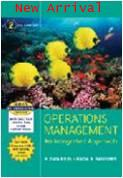 Operations Management 2e ISBN 9780471655459
