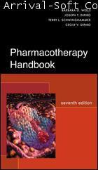 Pharmacotherapy Handbook, Seventh Edition-9780071640183